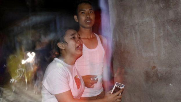تعداد کشتهشدگان زلزله اندونزی از ۹۰ نفر گذشت