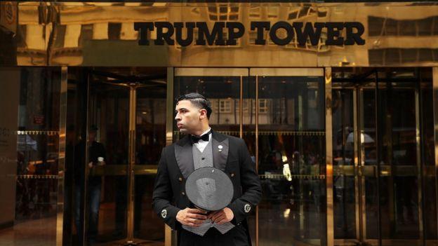 Torre Trump.