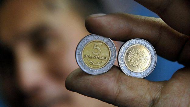 Moneda Bolivia