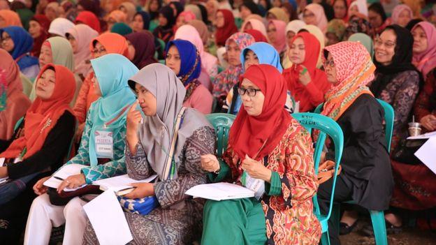 Kongres Ulama Perempuan Poligami Bukan Tradisi Islam Bbc News