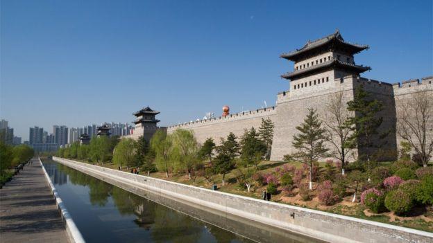 古城的修復工程龐大。