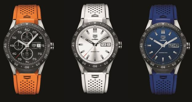Tag Heuer unveils Connected smartwatch running Android - BBC