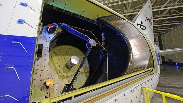 SOFIA NASA.