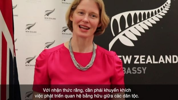 Đại sứ New Zealand