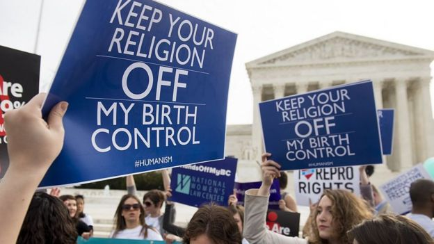 the morality of birth control speech