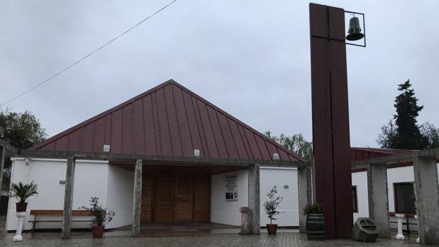 Iglesia de Las Cabras