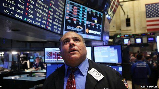 US trader