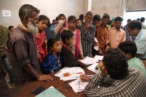 الحكومة الهندية تقول إن ثمة حاجة إلى السِجِلّ الوطني لتحديد المهاجرين غير الشرعيين