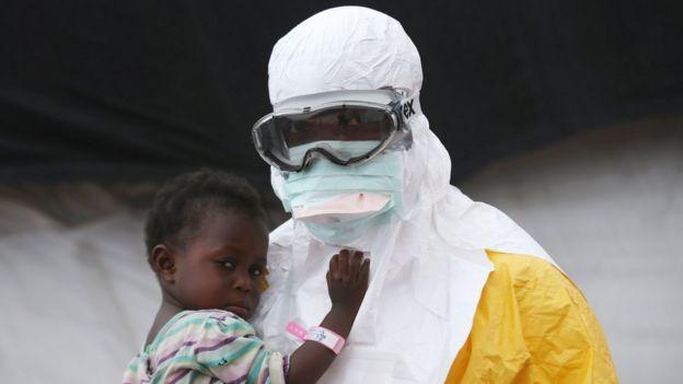 Crisis del ébola en Liberia en 2014