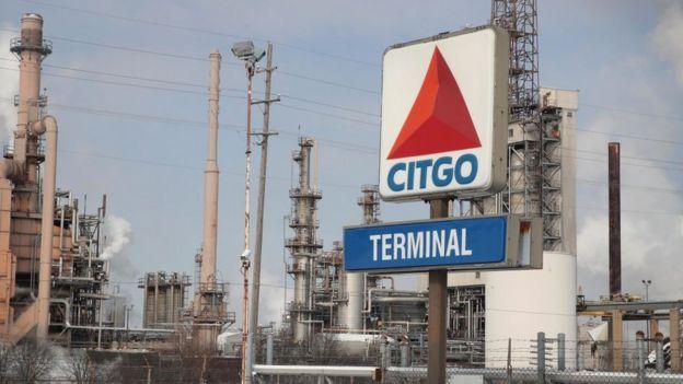 Refinería de Citgo en Illinois.