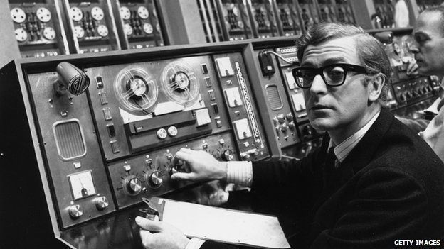 Michael Caine's spy character Harry Palmer