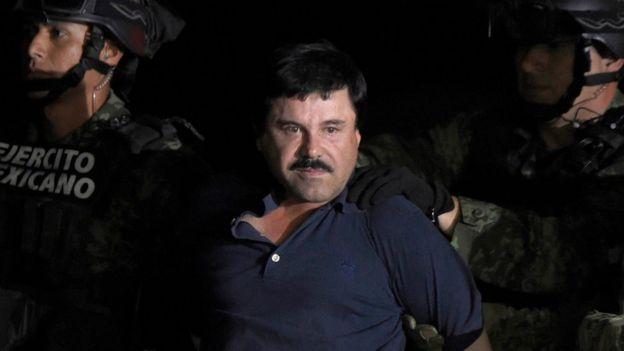 A El Chapo le traían cocaína por toneladas