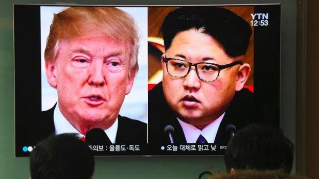 El encuentro entre Kim y Trump se dará tan solo meses después de que intercambiaran insultos.