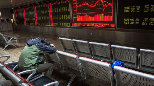 中国A股股市