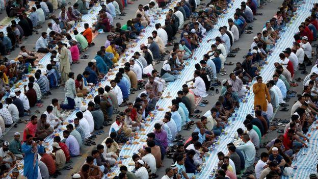 ramazan, iftar