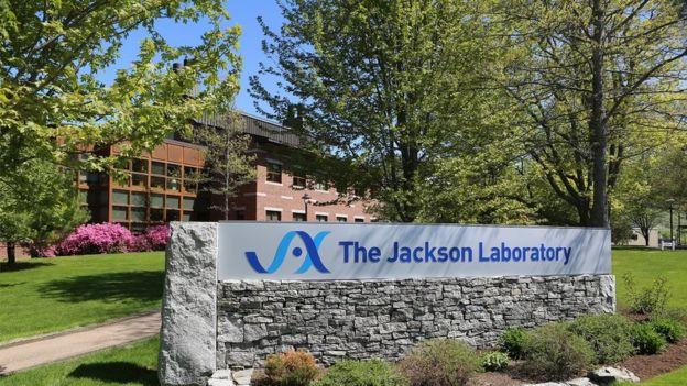 Fachada del Jackson Laboratory