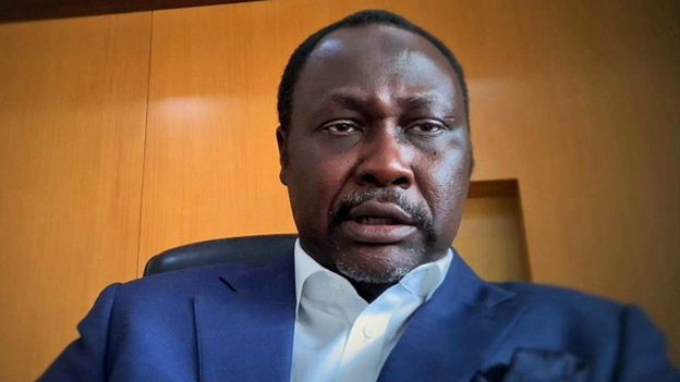 Africa Finance Corporation boss Samaila Zubairu