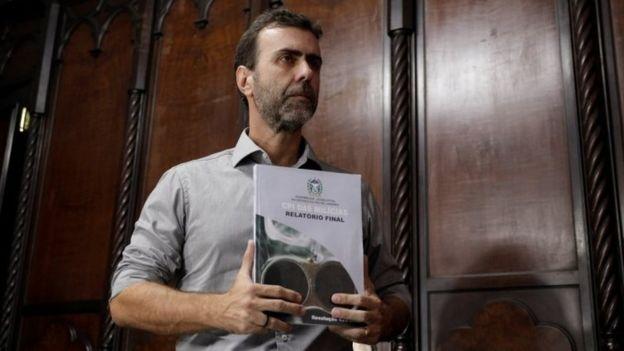 Marcelo Freixo segura relatório de CPI