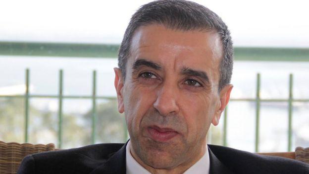 تسلق علي حداد من إدارة فندق صغير لعائلته في منطقة القبائل إلى واحد من أكبر رجال الأعمال في الجزائر