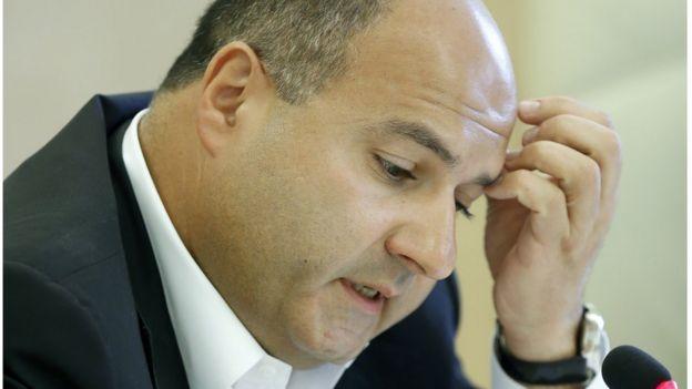 В России Беджамов возглавлял среди прочего федерацию бобслея