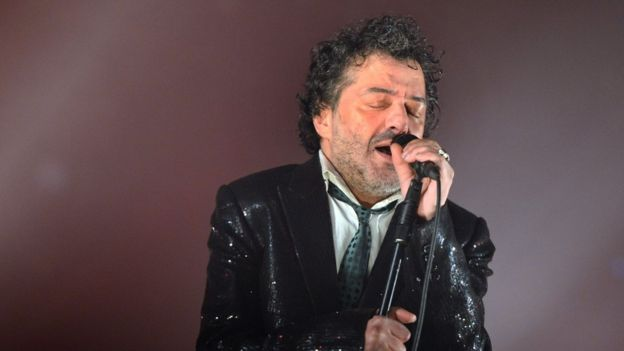 Image result for Singer Rachid Taha