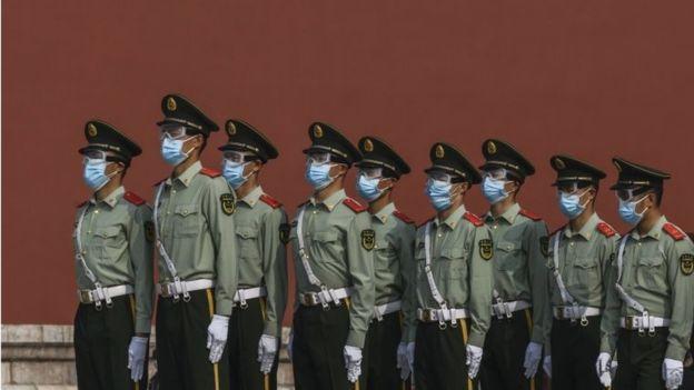 Virus corona: Đội quân mới của TQ - Các nhà ngoại giao 'chiến binh ...