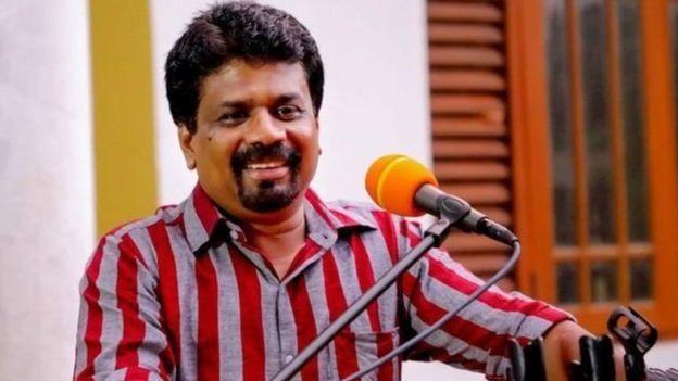 தேசிய மக்கள் சக்தியின் ஜனாதிபதி வேட்பாளராக மக்கள் விடுதலை முன்னணியின் தலைவர் அநுர குமார திஸாநாயக்க