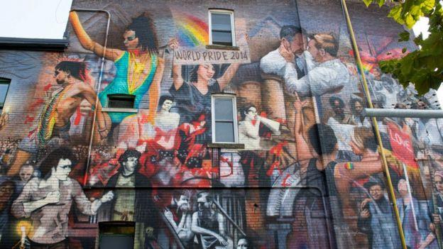 Barrio gay de Toronto
