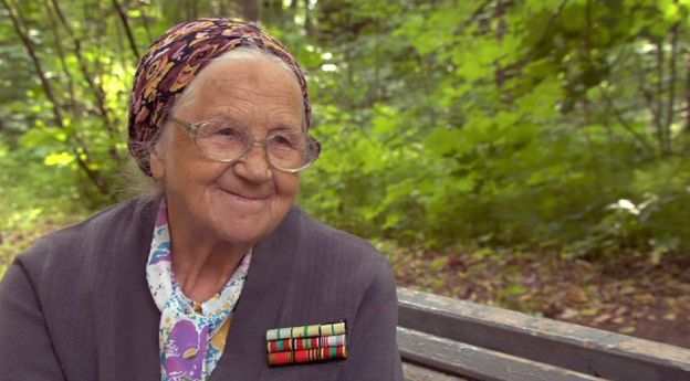 Nina Ivanovna Dmitrieva.