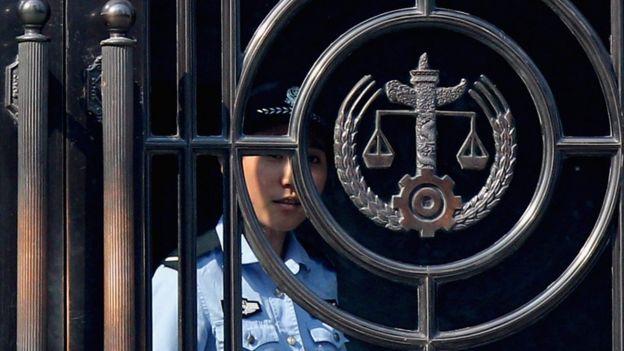 最高人民法院是中国的最高审判机关。