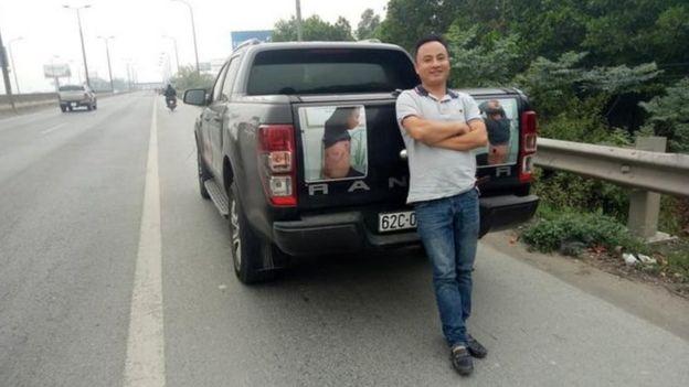 Tài xế Hà Văn Nam