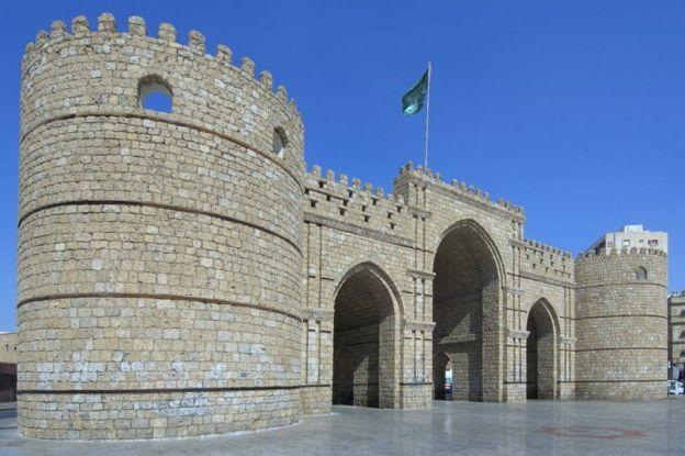 Portão de Meca