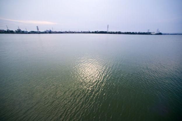 福建正式向金門供水。
