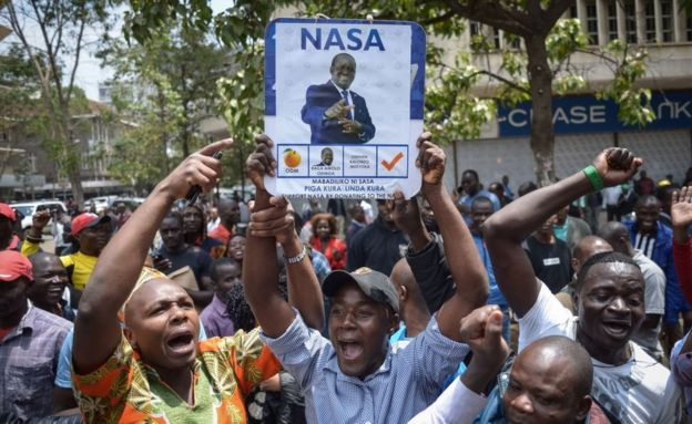 Kenya's electoral body changes team to oversee new vote