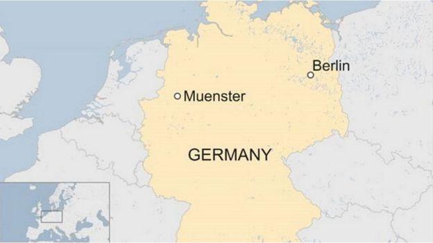 Thành phố Muenster