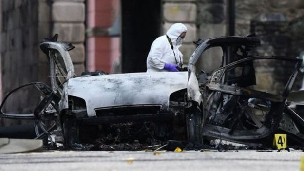 Timeline of dissident republican activity - BBC News