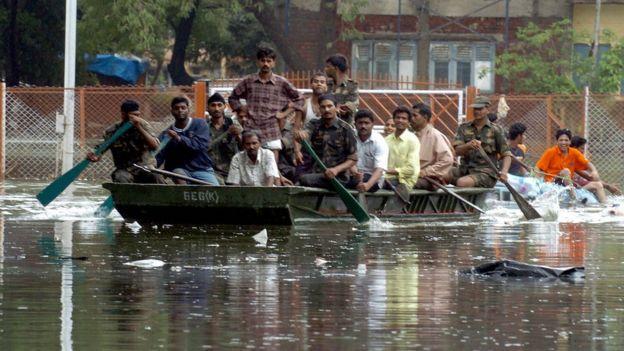 Mumbai 2005 floods