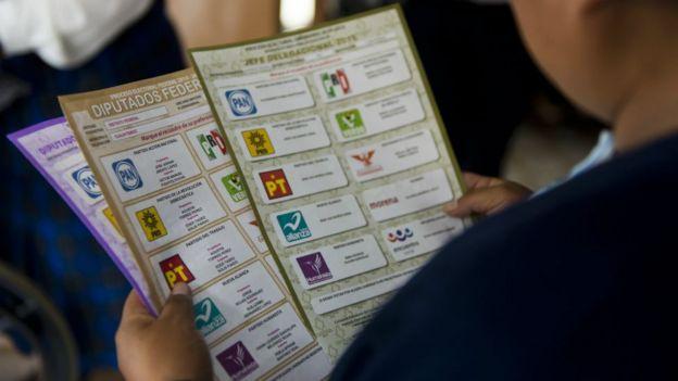 El 1 de julio México elige a su nuevo presidente en una reñida contienda.