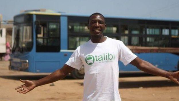 """Résultat de recherche d'images pour """"Talibi : le meilleur itinéraire pour se déplacer"""""""