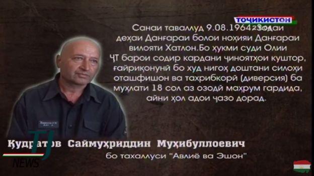 سعید مهرالدین قدرتوف