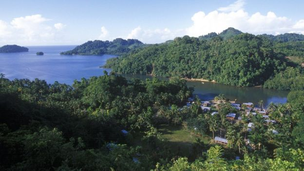 Naufee village, Malaita Province, Solomon Islands