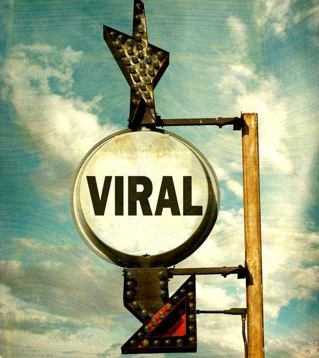Señal de viral