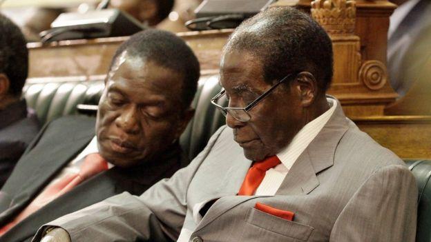 جانشین موگابه به زیمبابوه باز میگردد