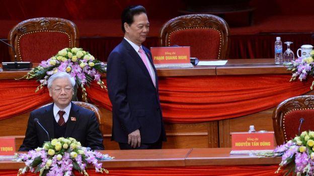 Ông Nguyễn Phú Trọng tiếp quản vai trò Trưởng ban Chỉ đạo Trung ương về phòng, chống tham nhũng từ ông Nguyễn Tấn Dũng.
