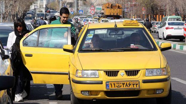 افزایش نرخهای جدید بنابر اعلام شهرداری تهران در تاکسیهای گردشی هم انجام میشود