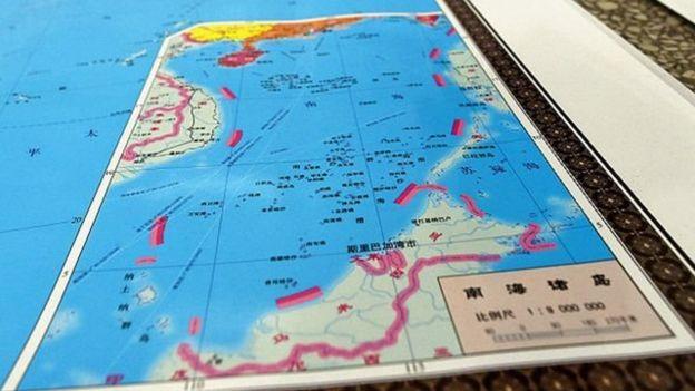 Đường lưỡi bò yêu sách chủ quyền của Trung Quốc