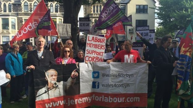 ymgyrch Corbyn