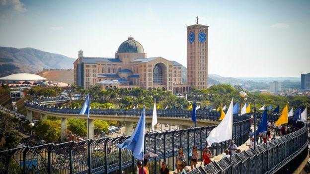 A Basílica de Nossa Senhora Aparecida