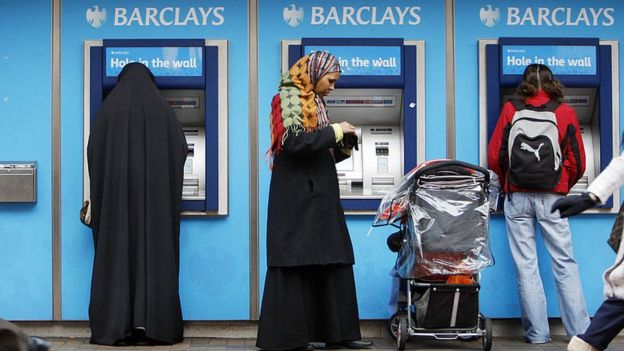 Lloyds bank to abolish charges for unplanned overdrafts bbc news barclays cash machines colourmoves