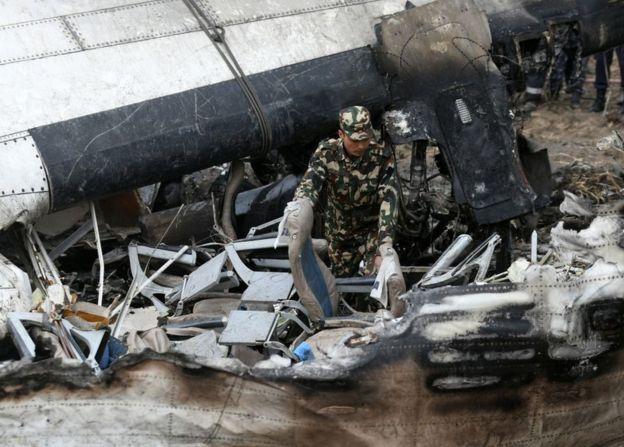 यूएस बांग्ला विमान दुर्घटना